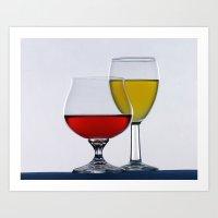 Glass Studio Art Print