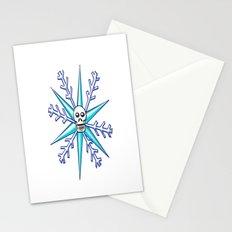Skullflake Stationery Cards