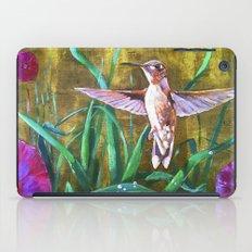 Humming iPad Case