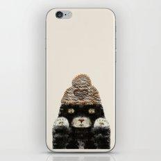 Indy Kitten iPhone & iPod Skin