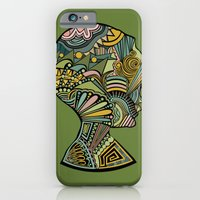 Beauty of the mind iPhone 6 Slim Case