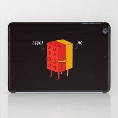 I'll never le go iPad Case