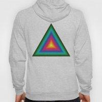 Triangle Of Life Hoody