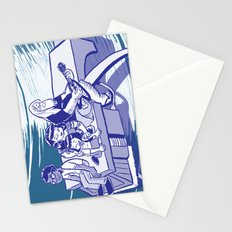A Comic For Music Nerds Stationery Cards