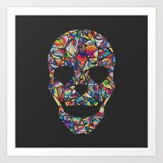 Under Your Skin in Glorious Technicolor Art Print