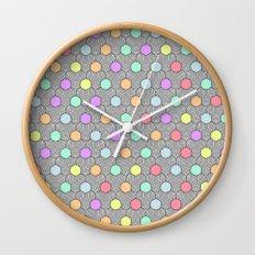 Careless Woman Pattern V1 Wall Clock