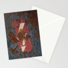 Old Iron Stationery Cards