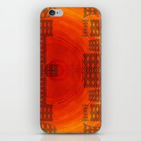 City In A Morning iPhone & iPod Skin