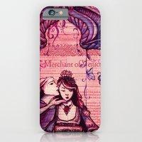 Portia - Shakespeare's M… iPhone 6 Slim Case