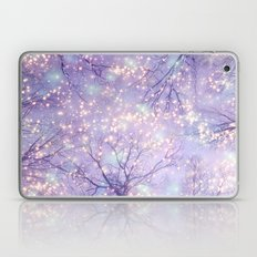 Each Moment of the Year Has It's Own Beauty (Tree Silhouettes) Laptop & iPad Skin