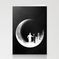Lunar Theory Stationery Cards