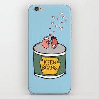 Keen Beans iPhone & iPod Skin