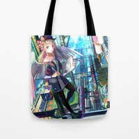 Heavens Architect Tote Bag
