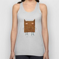 together we are fierce Unisex Tank Top