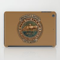 The Awaken Sheep iPad Case