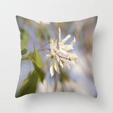 Small Life Throw Pillow