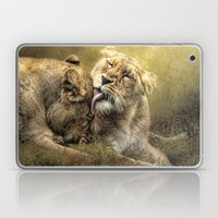 Sisterly Affection Laptop & iPad Skin