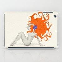 Dead model No.4 iPad Case