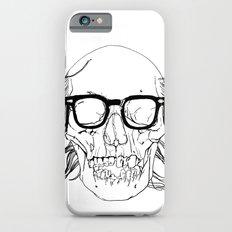 My best friend, Death iPhone 6s Slim Case