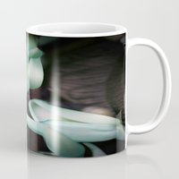Minty Leaves Mug