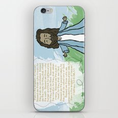 Beatitudes iPhone & iPod Skin