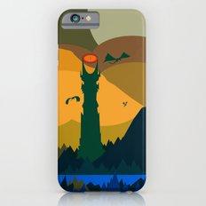 Mordor Landscape (Abstract colour scheme( iPhone 6s Slim Case