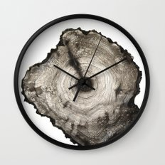 cross-section I Wall Clock