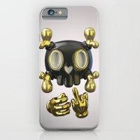 Crossbone SkullToon iPhone 6 Slim Case