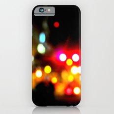 bokeh in manhattan iPhone 6 Slim Case