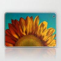 A Sunflower Laptop & iPad Skin