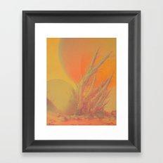 XAMPRO (everyday 02.23.16) Framed Art Print