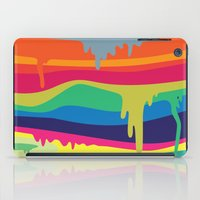 Melt On iPad Case