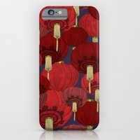 Chinese Lanterns iPhone 6 Slim Case