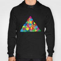 Happy Colour Triangle Hoody