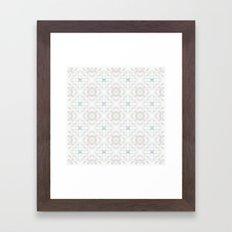 ufolk6 Framed Art Print
