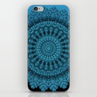 Mandala for the Masses iPhone & iPod Skin
