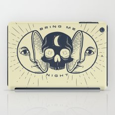 Kill the Sun, Bring Me Night iPad Case