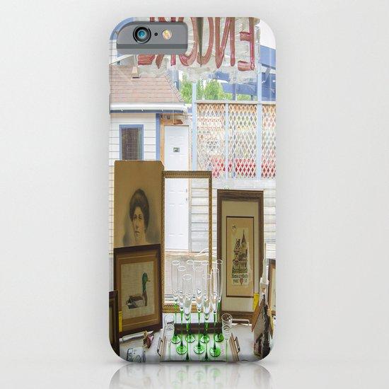 Store window  iPhone & iPod Case