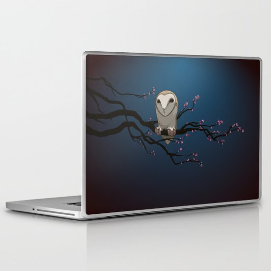 Night Owl Laptop & iPad Skin