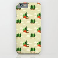 iPhone Cases featuring cumbaya by yeah yeah patterns