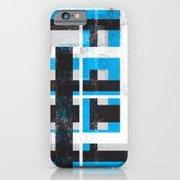 iPhone & iPod Case featuring Intersections by Josh Franke