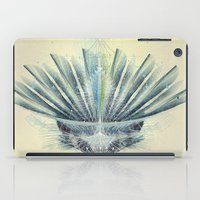 The Feathered Tribe Abstract / II iPad Case