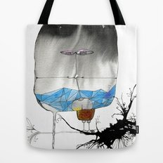 The Trouble With Flight Tote Bag