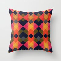 Patagonia, Sunset Throw Pillow