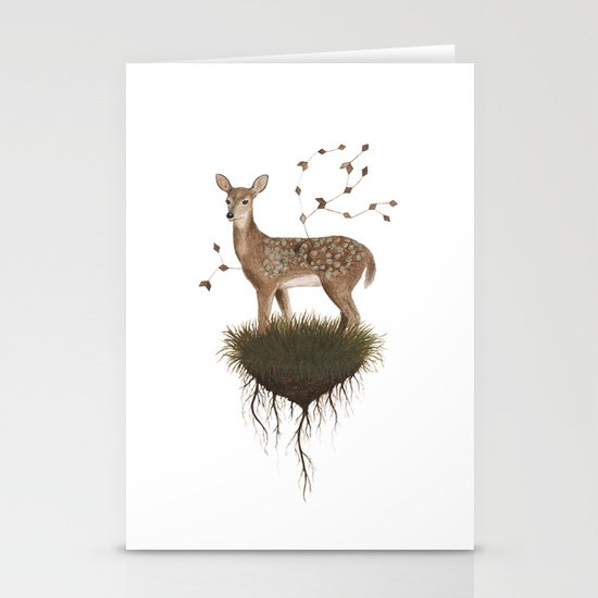 High Places Stationery Card