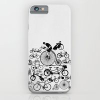 iPhone & iPod Case featuring Bicycles by Ewan Arnolda