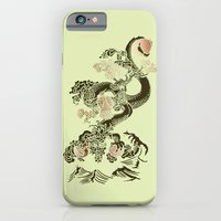 iPhone Cases featuring Shen-Lung by Eric Fan
