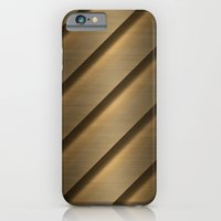 Copper Brass Metal Pipe iPhone 6 Slim Case