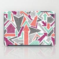 Patterned Arrows iPad Case