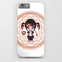 iPhone & iPod Case featuring Scorpio by HanYong